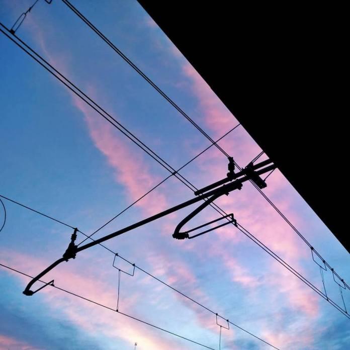 I cavi della linea FM3 a Roma